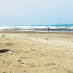Ke <b>Pantai</b> Lewat Rumah Orang