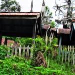 Makam Bagi <b>Dayak</b> Kenyah