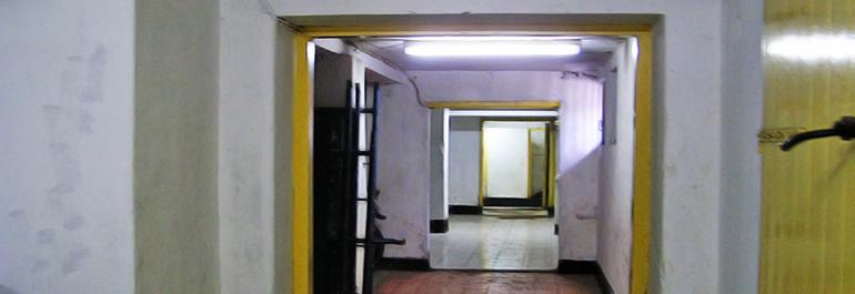 Terowongan <b>Gedung</b> Merdeka