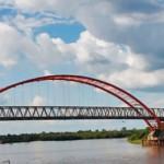 Jembatan <b>Kahayan</b> nan Ikonik