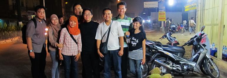 Mabuk Durian di <b>Medan</b>