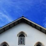 Pagi Beku di Katedral <b>Ruteng</b>