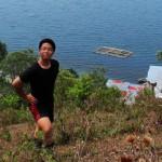 Menjangkau Pulau <b>Samosir</b>