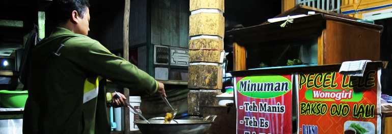 Kampung <b>Jawa</b> di Kerinci
