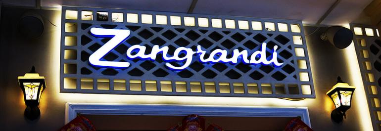 Ice Cream Klasik <b>Zangrandi</b>