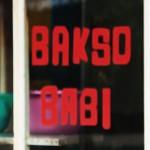 Disambut Bakso Babi <b>Toraja</b>