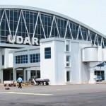 Kembali ke Bandara <b>Kalimarau</b>