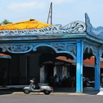 Singgah di Kraton <b>Surakarta</b>