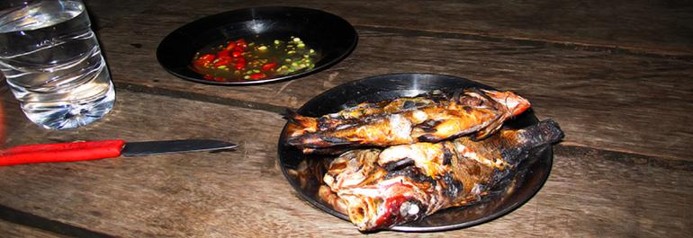 Ikan Segar dari <b>Mayalibit</b>