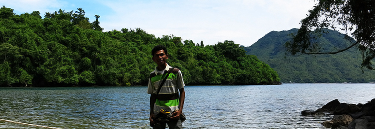 Sudut Sunyi <b>Pulau</b> Rempah