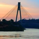 Siluet Jembatan <b>Barelang</b>