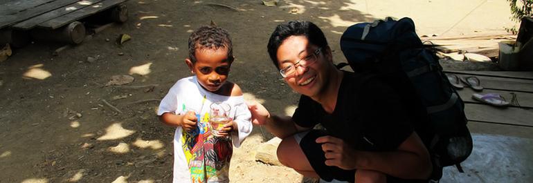 Anak-Anak <b>Papua</b> Barat