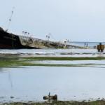 Banjir <b>Bensin</b> di Perairan