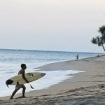 Cantiknya Pantai <b>Senggigi</b>