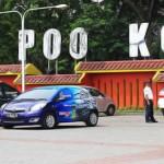Klenteng <b>Sam Poo Kong</b>
