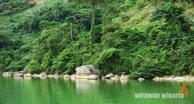 Tenang Permai Danau Poso Tunawisma