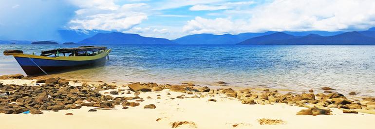 Ikan Bakar Pulau <b>Nanaka</b>