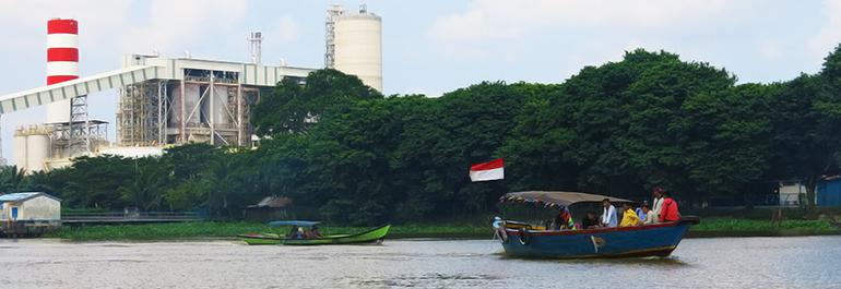 Roda Ekonomi <b>Sungai Musi</b>