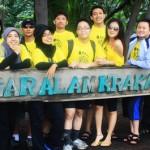 Berlabuh di Anak <b>Krakatau</b>