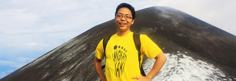 Dongeng Geologi <b>Krakatau</b>