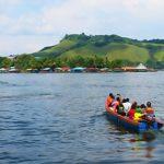 Danau <b>Sentani</b> Ikon Jayapura